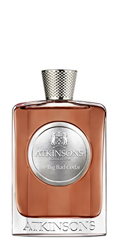 ATKINSONS Big Bad Cedar Eau De Parfum, 1er Pack (1 x 100 g)