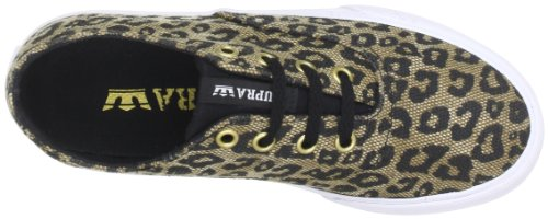 SUPRA Shoes ginnastica WRAP CHEETAH-BLACK/WHITE Multicolore (Leopardo)