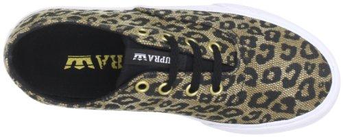 SUPRA Shoes ginnastica WRAP CHEETAH-BLACK/WHITE Multicolore (Leopardo)