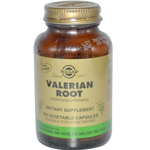 Valeriana 100 capsule