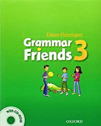 Grammar Friends 3 : Studen'st Book with CD-rom pack