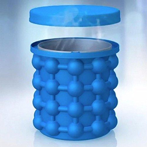Ocama économiser de l'espace, machine à glaçons Ice Genie Ustensiles de Cuisine (Petite taille)