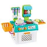Think Gizmos Juegos de imitación para niños - Juegos Divertidos para niños y niñas (Cocina)