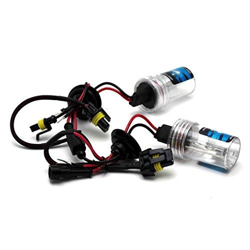 HuntGold 2 x Auto-HID Xenon-Scheinwerfer Birne Lampe Ersatz 55W H11 12000K