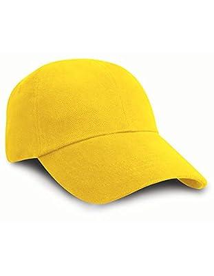 Result Headwear Low Profile Heavy Brushed Cotton Cap von Result bei Outdoor Shop