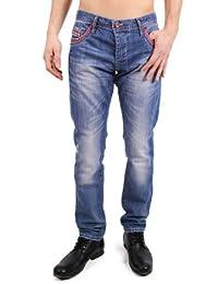 "'Cipo & Baxx Hombre Jeans ""C de 1065 Blue"