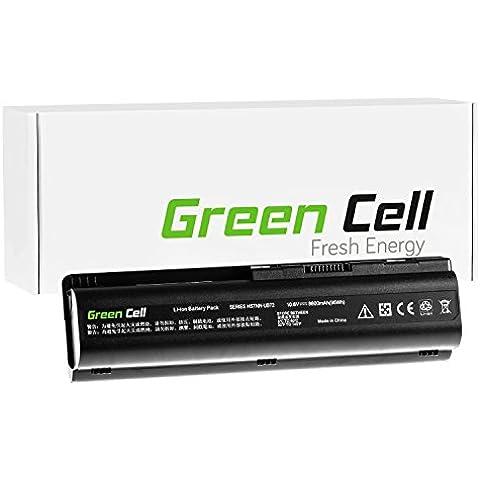 Green Cell® Extended Serie Notebook Batteria per Portatile HP Pavilion DV4-1437TX (8800mAh)