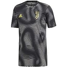 buy cheap 58bf7 ac43b adidas Juventus Maglia Pre Partita bianconera 201819, Nero