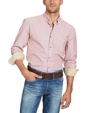SELECTED HOMME Herren Hemd mit Manschetten 16028038 Kent Shirt LS