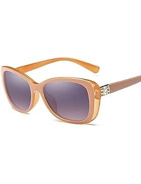 Gafas de sol polarizadas de las señoras/Gafas de sol de moda pequeño marco/Elegante vintage gafas de sol de conducción