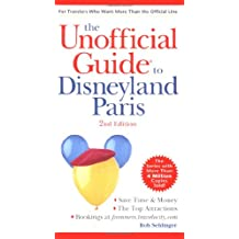 Disneyland Paris (2001) (Frommer's Unofficial Guides)