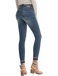 f401ccb90d16 Amazon.fr   Tiffosi - Jeans   Femme   Vêtements