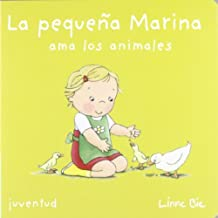 La pequeña Marina ama a los animales (EL PEQUEÑO EDU)