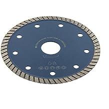 disco diamantato turbo piastrelle Ø 115mm Foro 22,22mm Ultra Sottile 1,2mm in ceramica pietra naturale pietra giocattolo Gres Porcellanato klinker