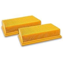 Kärcher Filter Staubsauger MV4 MV5 MV6 Flachfalten Flachfaltenfilter Luftfilter
