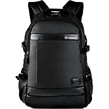 Mochilas Ordenador Portatil, Coofit Mochila Ejecutivo Laptop Backpack Mochilas de Diario Negocio Trabajo Bolso Mochila Escolar