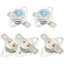 5 x KSD301 Cerámica Temperatura temperatura Interruptor Termostato 195C NC 10A 250V