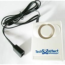 Alarma de fuga de agua - agua / humedad / inundación sensor detector - también