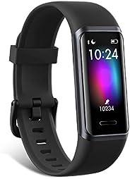 Smartwatch, LIFEBEE Orologio Fitness Tracker con Alexa Integrata Donna Uomo, Smart Watch con Saturimetro(SpO2)