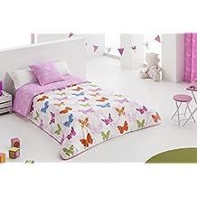 Nordico mariposas cama 90