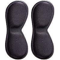 Sechs Paar dickere Half-Size-Pad von dicken Heels Einlegesohlen-Schwarz gefolgt preisvergleich bei billige-tabletten.eu
