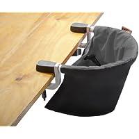 Phil & Teds Pod - Trona portátil ultraligera, color gris