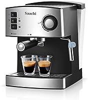 Saachi NL-COF-7055 Coffee Maker - Silver