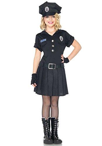 Leg Avenue C48171 - Playtime Police Kostüm Set, Größe S, (Kinder Cop Gürtel)