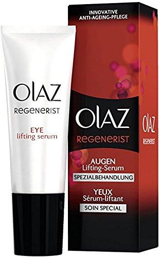 2x Olaz Regenerist Augen Lifting-Serum je 15ml / strafft die Falten/ jüngere Haut/ Augenpflege/ regeneriert die Haut