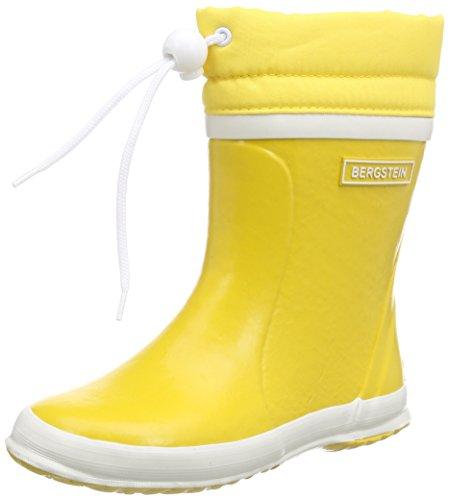 Bergstein Bn Winterbooty Unisex-Kinder Gummistiefel Gelb (Yellow)