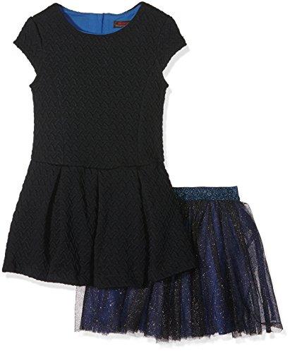 Catimini CI30215, Vestito Bambina, Blu (Dark Blue), 5 Anni