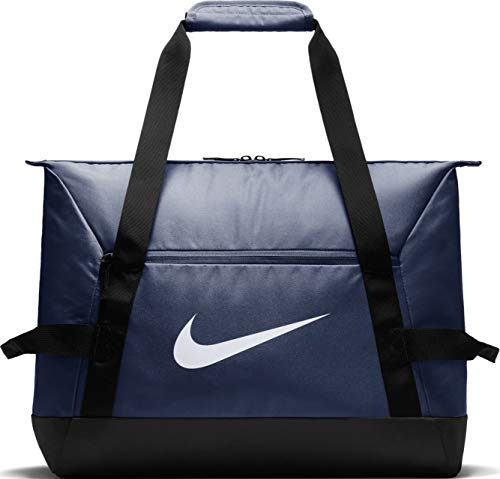 Nike Academy Team Tasche Small, Midnight Navy/Black/White, 44 x 29 x 36 cm