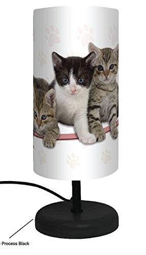 lampe de chevet theme chat