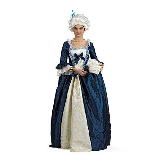 Kostüm, Königin, Marie Antoinette (Marie Königin Antoinette Kostüm)