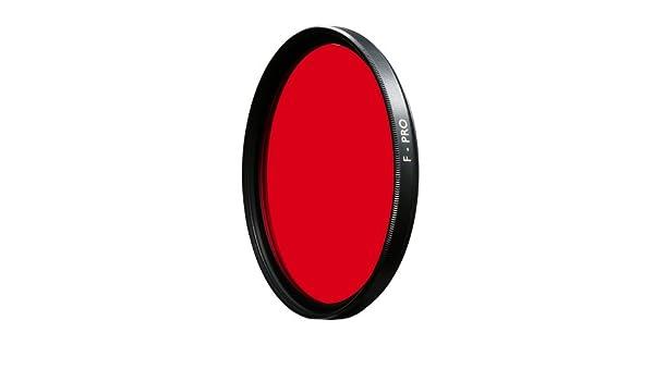 W 77mm #090 Glass Filter B Light Red #24