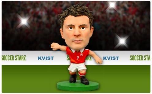 Kaifu accueille à la maison avec Fu Soccerstarz Figurines - Danemark: William Kvist | Grandes Variétés