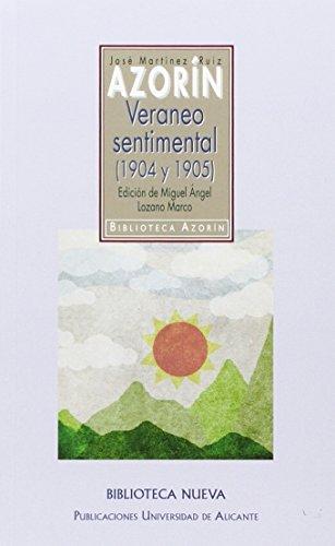 Veraneo sentimental (1904 y 1905)