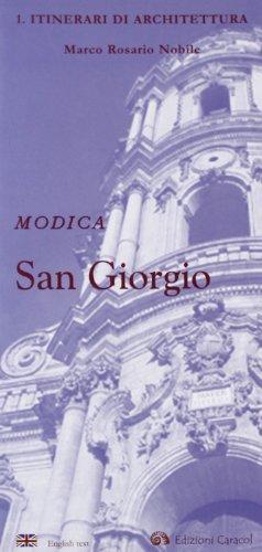 Modica. San Giorgio