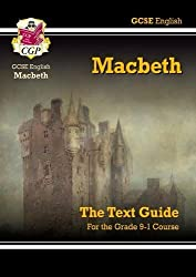 Grade 9-1 GCSE English Shakespeare Text Guide - Macbeth (CGP GCSE English 9-1 Revision)