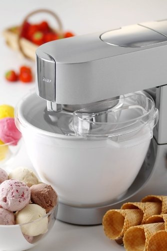 Kenwood 1 Litre Ice Cream Attachment AT956A – for Kenwood Chef