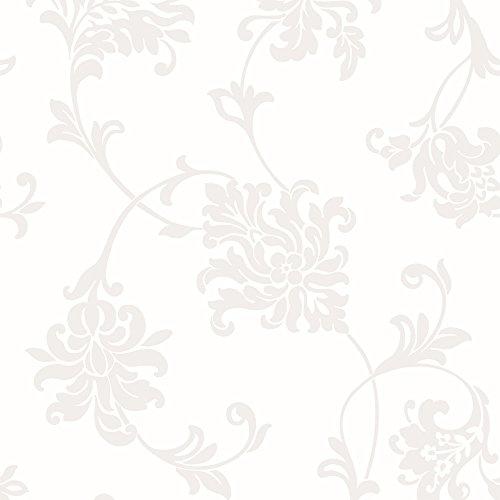 Muriva Tapete 134101 Roll, Hannah Bone Bone Scraper