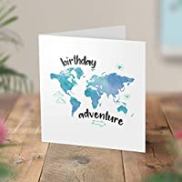 Surprise Trip Birthday Card, Scratch Reveal, Holiday Announcement, Valentine's Surprise Vacation, Anniversary Weekend Away, Gift idea