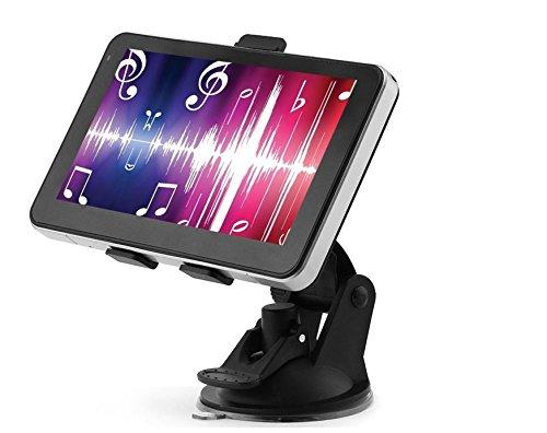 "Preisvergleich Produktbild Highdas 7"" Auto GPS Navigation New Map 4GB Mit Drahtlos Rear view Camera Bluetooth AV-IN"