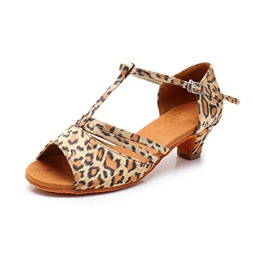 Vovotrade_scarpa da Ballo Latino Ballo Liscio per Donna