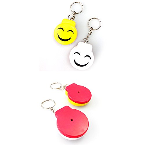 41B 74Imv1L. SS500  - Blancho Cute Emergency Self-Defence Electronic Personal Security Keychain Alarm - Yellow