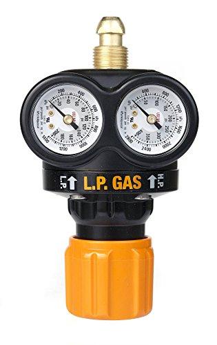 Victor 0781-5109 ESS3 Medium Capacity EDGE Series LP Gas Regulator by ESAB -