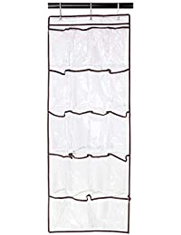 MoGist Guantes hängeorganizer 18 Stock admitidas Oxford plástico PVC Hanging Storage Bag Armario Organizador Bolsa