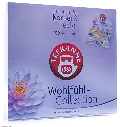 Handel Sammlung Ziehen (Teekanne Wohlfühl-Collection Box, 1er Pack (1 x 356 g))
