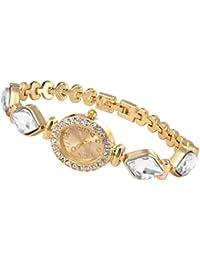 2770db2f7dacd KaloryWee Montre Femme Bracelet Pas Cher Fashion La Mode, Bracelet Femme  Alliage, Glace Dame