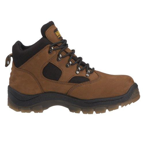 Dewalt Challenger, Chaussures de sécurité homme Marron (Marron-V.5)